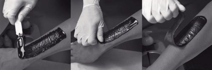 Come si usa Black wax