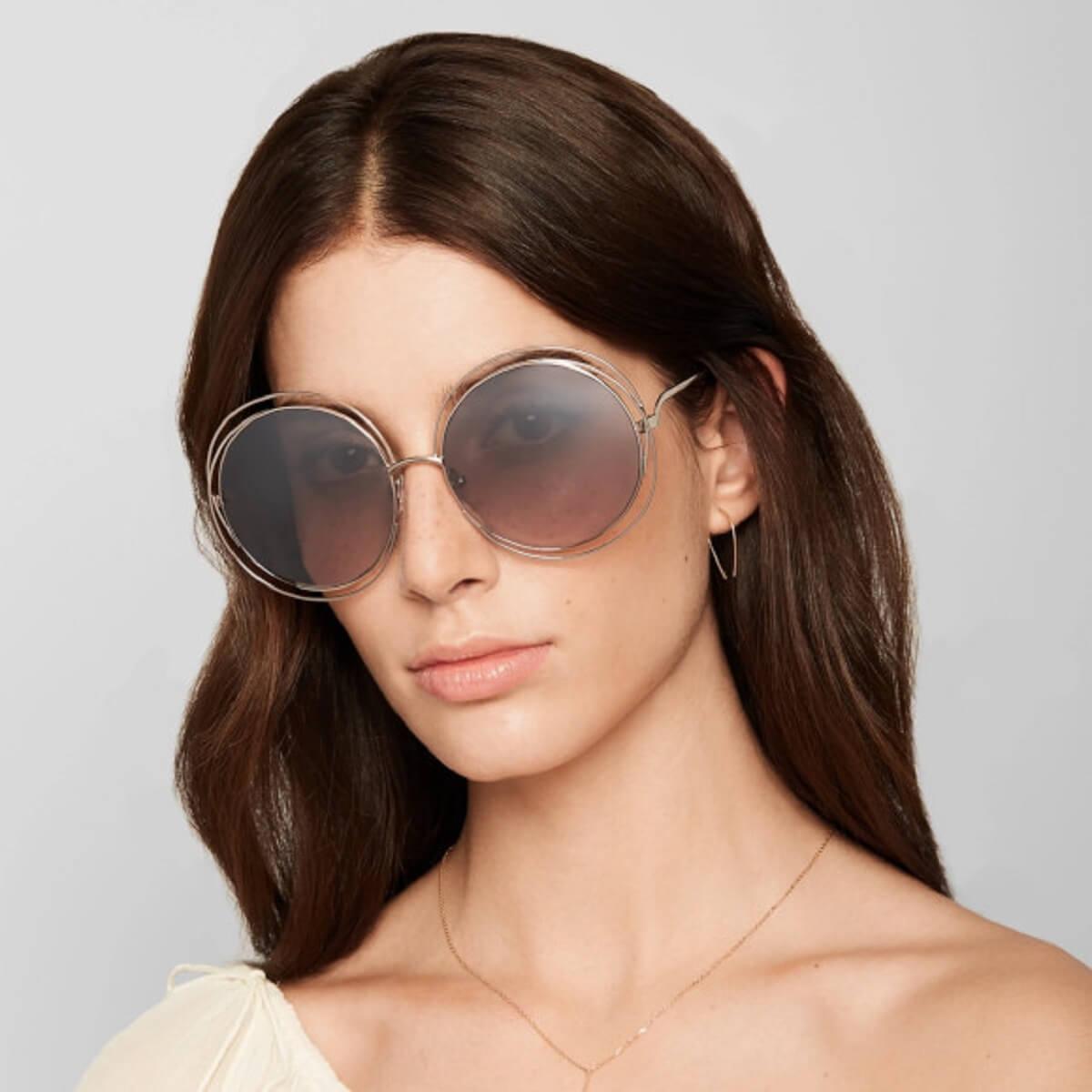 occhiali chloè