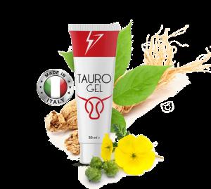tauro gel ingredienti