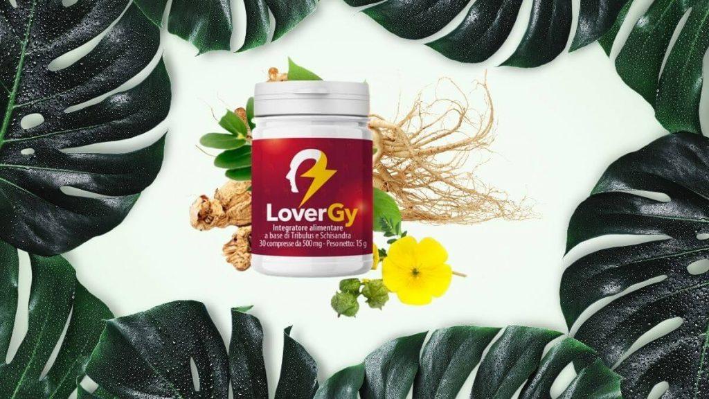 lovergy ingredienti